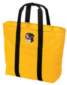 Greater Swiss Mountain Dog Tote