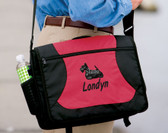 Scottish Terrier  Bag Font shown on bag is  SWEEP ITALIC