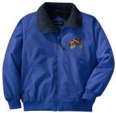 Jumper Jacket Front Left Chest