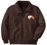 Paint Jacket Front Left Chest