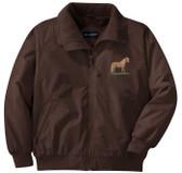 Miniature Horse Jacket Front Left Chest