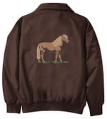 Miniature Horse Jacket Back