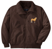 Haflinger Jacket Left Chest