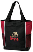 Spinone Italiano Tote Font shown on bag is Boyz