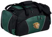 Nova Scotia Duck Toller Duffel Bag