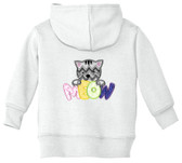 Personalized Kitty Hooded Jacket