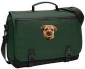 Border Terrier Messenger Bag