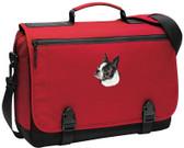 Boston Terrier Messenger Bag
