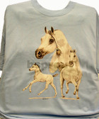 Arabian T-shirt - Imprinted Arabian Collage