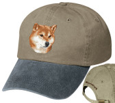 Shiba Cap with Lettering