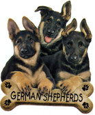 German Shepherd T-shirt - Imprinted German Shepherd Puppies