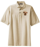 Border Terrier Golf Shirt