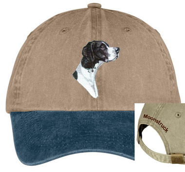 Pointer Cap with Lettering