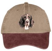 Drentsche Patrijshound Embroidered Cap