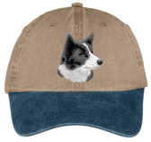 Karelian Bear Dog Hat