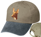 Pharaoh Hound Hat Personalized
