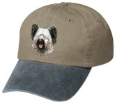 Skye Terrier Hat