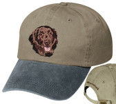 Staby Hound Hat Personalized