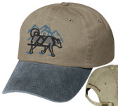 Sled Dog Hat Personalized