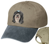Tibetan Terrier Personalized Hat