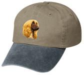 Afghan Hound Hat