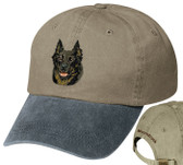 Beauceron Personalized Hat