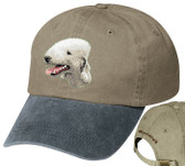 Bedlington Personalized Hat