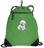 Bichon Cinch Bag