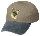 Siamese Cat Cap