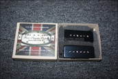 Bare Knuckle P90 Nantucket Soapbar Pickups - Calibrated Black Set