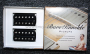 Bare Knuckle Rebel Yell Humbucker Pickups - Calibrated Open Black Set