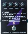Carl Martin Compressor/Limiter Guitar Effect Pedal