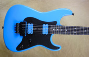 Charvel Custom Shop San Dimas BMW Blue Racer Electric Guitar