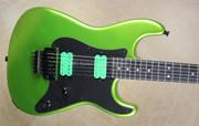 Charvel USA Custom Shop San Dimas Lime Green Racer Electric Guitar