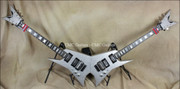 Dean USA Custom Shop Signature MB Michael Batio Double Guitar