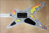 Dean USA Custom Shop Dimebag Darrell Concrete Sledge ML Guitar Prototype