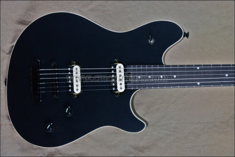 EVH Wolfgang Special Hard Tail Stealth Electric Guitar
