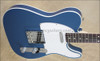 Fender Custom Shop NOS '60 Telecaster Custom Lake Placid Blue Guitar