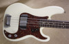 Fender Custom Shop Relic '60 P Bass Precision Bass Guitar Vintage Blonde