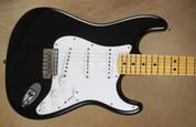 Fender Custom Shop NOS '69 Stratocaster Black Strat Guitar