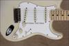 Fender Custom Shop Relic '69 Stratocaster Maple Neck Aged White Blonde Guitar