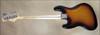 Fender Signature Geddy Lee (Rush) 3 Tone Sunburst Jazz Bass Guitar