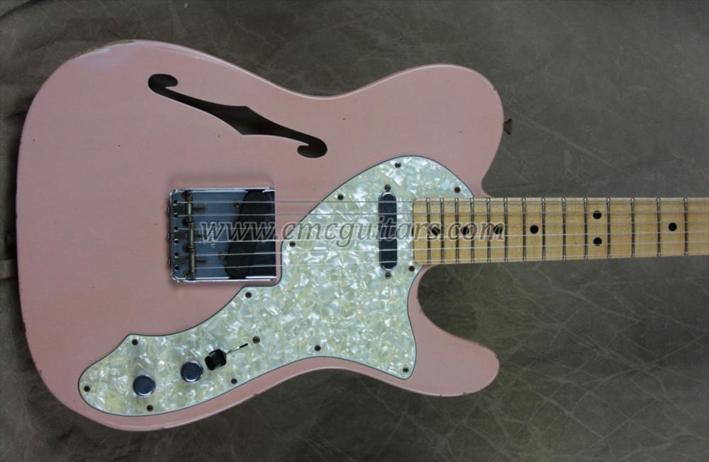 Fender Custom Shop Masterbuilt 1960\'s Relic Thinline Telecaster ...