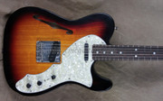 Fender Custom Shop Masterbuilt Closet Classic Thinline Telecaster Guitar