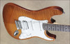 Fender Select Stratocaster HSS Antique Burst Guitar