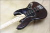 Fender American Standard Hand Stained Ash Mahogany Stained Jazz Bass