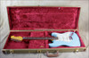 Freddymade Custom Built Sonic Blue Guitar w/ Aged Fender Strat Body