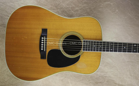 Martin D-35 1975 Acoustic Guitar with OHSC