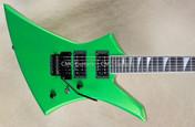 Jackson USA Select Series KE2 Kelly Absinthe Frost Electric Guitar