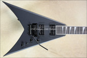 Jackson USA Select Series KV2 King V Gun Metal Grey Guitar